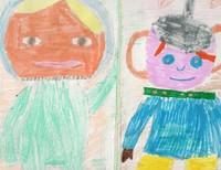 Белова Лиза, 9 лет, Детский дом  № 1 СПб