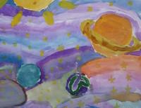 Уханова Светлана, 9 лет,МОУ ДОД Детская школа искусств п.Колышлей