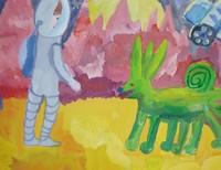Тикина Анастасия , 13 лет, Детский дом №3