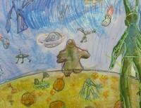 Сальц Игорь, 8 лет, Русско-Высоцкая ДШИ