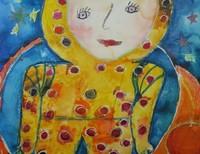 Андрианова Настя, 8 лет, Русско-Высоцкая ДШИ