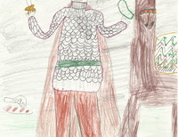 Хисориева Екатерина, 7 лет, Санкт-Петербург