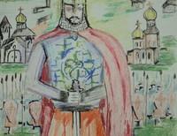 Эдуард Московский, 12 лет, г. Санкт-Петербург