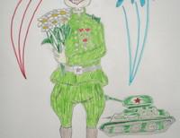 Днеприков Артем, 7 лет, г.Санкт-Петербург