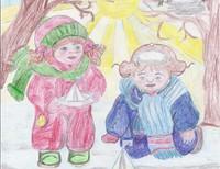 Петрушин Денис, 8 лет, г.Черногорск