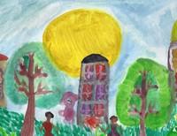 Балдина Анна, 8 лет, г.Губаха