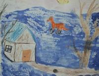 Крылова Карина, 8 лет, г.Санкт-Петербург