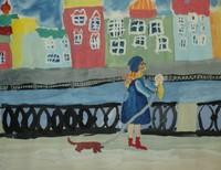 Асамова Анжела, 8 лет, г.Санкт-Петербург