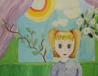 Данилова Анна, 9 лет, г.Санкт-Петербург