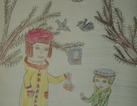 Траханова Диана, 8 лет, г.Санкт-Петербург