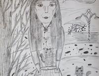 Дворцова Инна, 9 лет, г.Санкт-Петербург