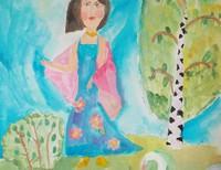 Каморина Дарья, 8 лет, г.Санкт-Петербург