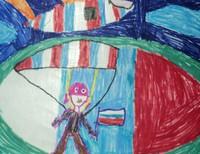 Москалева Анастасия, 9 лет, г. Санкт-Петербург