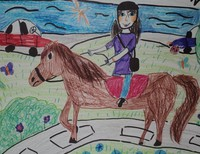 Комиссарова Арианна, 11 лет, г. Санкт-Петербург