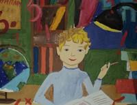 Голубев Максим, 8 лет, г. Санкт-Петербург