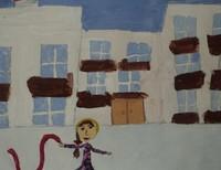 Быстрова Марина, 8 лет, г. Санкт-Петербург