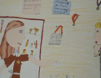 Кожнева Алина, 8 лет, г. Санкт-Петербург