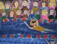 Голубева Ксения, 9 лет, г. Всеволожск