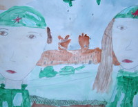 Быкова Анна, 7 лет, г. Санкт-Петербург
