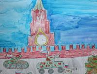 Гаврилов Михаил, 7 лет, Енакаева Алия, 7 лет, Левая Лилия, 7 лет, г. Санкт-Петербург