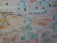 Лукин Валерий, 7 лет, Семёнов Константин, 7 лет, Кочетков Илья, 7 лет, г. Санкт-Петербург