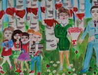Ибодуллаева Элинур, 10 лет, г. Всеволожск