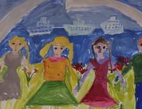 Липина Александра, 8 лет, г. Всеволожск