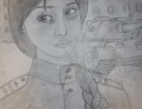 Нугаева Анастасия, 15 лет, г. Санкт-Петербург