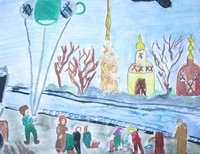 Минина Дарья, 10 лет, г. Санкт-Петербург