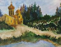Иванова Алина, 12 лет, Детская художественная шкова №6