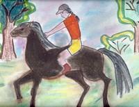 Гнедковская Женя   8 лет   Д.Дом №31