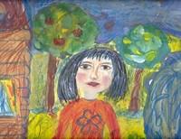 Настя Яковлева | 9 лет | Д.Дом №46