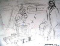 Лобанов Коля | 15 лет | Д.Дом №9