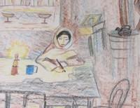 Соловьева Анна | 13 лет | Д.Дом №51