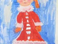 Рита Голухина | 7 лет | Д.Дом №2
