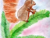 Люба Колобаева | 12 лет | Д.Дом №3