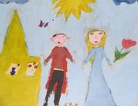 Аня Михайлова | 7 лет | Приют «Ребенок в опасности»