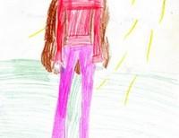 Тамара Казак | 7 лет | Приют «Ребенок в опасности»
