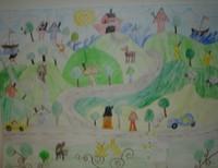 Дзюба Рая | 13 лет | Приют «Детский Ковчег»