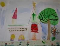 Бибиксарова Юля | 8 лет | Соц. Приют «Детский Ковчег»