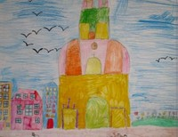 Демидова Катя   9 лет   Соц. Приют «Детский Ковчег»