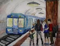 Андрианова Саша | 12 лет | Шк.Александрино