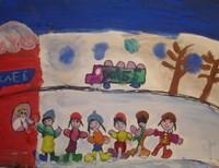Закалистова Соня | 6 лет